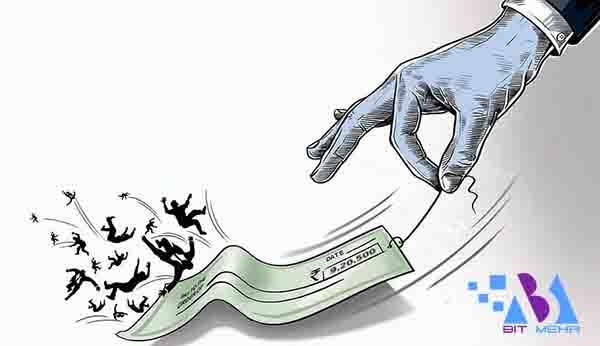 طرح پانزی در ارز دیجیتال
